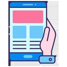 Icon jasa landing page